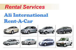 Ali International Rent-A-Car, Dhaka Bangladesh