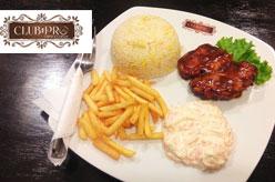 CLUB-PRO Cafe & Ice cream Chittagong