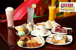 Cream And Fudge, Dhanmondi