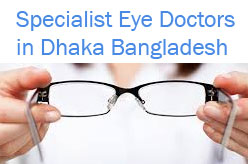 Eye Doctors in Bangladesh