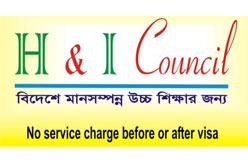 H and I Council – Malaysia Student Visa Processing Agent in Bangladesh