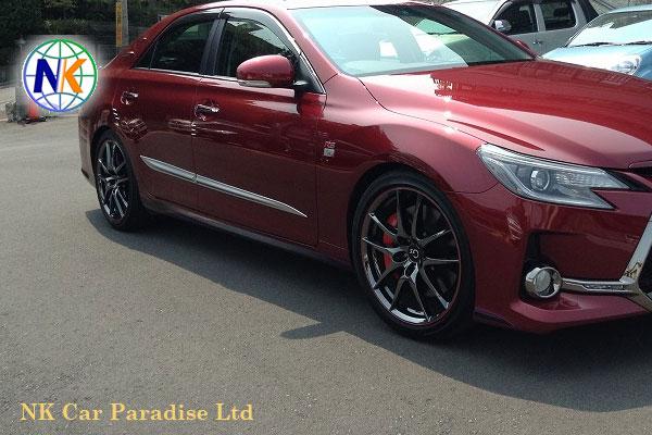 NK Car Paradise Ltd
