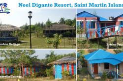 Neel Digante Resort, Saint Martin Island