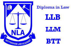 Nottingham Law Academy - Dhaka, Bangladesh | Law Institute in Bangladesh