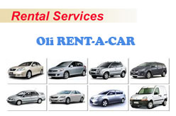 Oli RENT-A-CAR Bangladesh