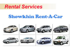 Showkhin Rent-A-Car Bangladesh