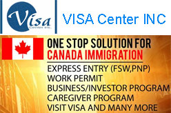 VISA Center Inc