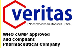 Veritas Pharmaceutical Company BD