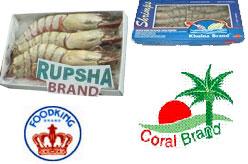 Bangladesh Seafood Brands