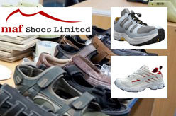maf Shoe Ltd - Shoe Manufacturing Factory in Chittagong