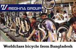 Meghna Group Bicycle Industries
