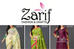Zarif Fashion Crafts Inc