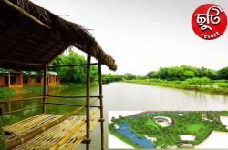 Chuti Resort Picnic Spot Gazipur