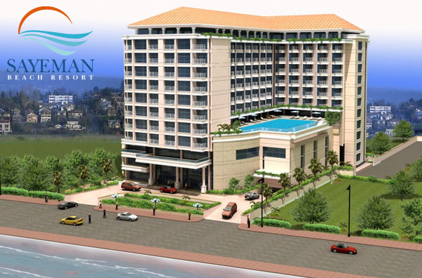 Sayeman Beach Resort Cox's Bazar