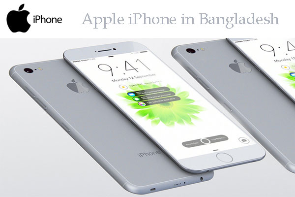 Apple iPhone in Bangladesh