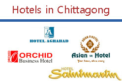 Chittagong Hotels List | Chittagong Hotel Room Rates