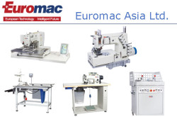 Euromac Asia Ltd - Sewing Machines importer and supplier in Bangladesh