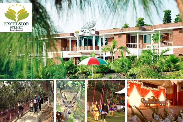 Excelsior Sylhet Hotel & Resort
