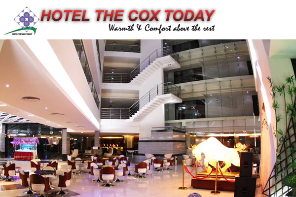 Hotel The Cox Today Lobby
