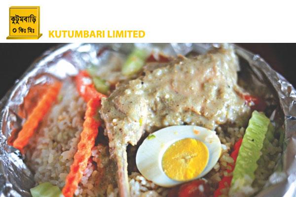 Kutumbari Restaurant - Lalmatia
