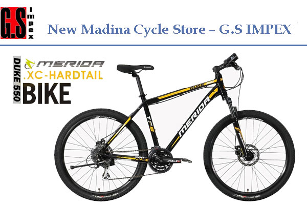 New Madina Cycle Store – G.S IMPEX
