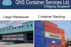 QNS Container Services Ltd - Chittagong, Bangladesh