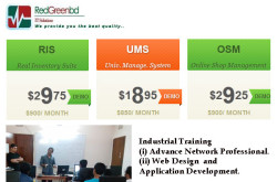 RedGreenBD IT Solutions - Software and IT training company in Bangladesh