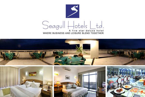 Seagull Hotel Coxs Bazar