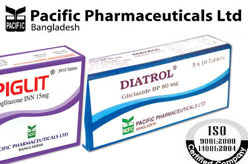 PACIFIC PHARMACEUTICALS LTD Bangladesh