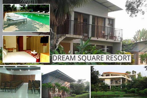 Dream square resort in gazipur