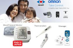 Omron Healthcare Bangladesh
