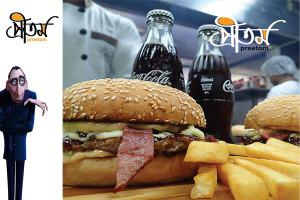 Preetom-burger