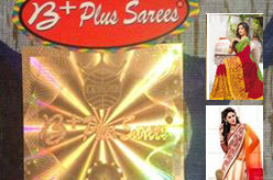 B Plus Saree