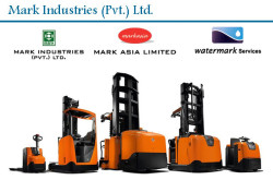 MARK ASIA LIMITED - Industrial support machinery & equipment Bangladesh