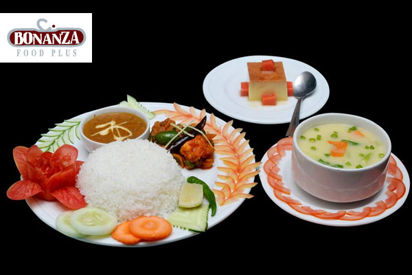 Bonanza restaurant chittagong chinese indian thai and for Asian cuisine indian and thai food page