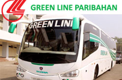 GreenLine Paribahan - Bus Service in Bangladesh