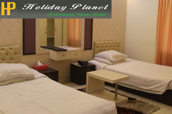 Hotel Holiday Planet Gulshan 2 Dhaka