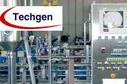 Techgen Engineering Company Ltd - Plant Machinery Supply