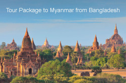 Tour Package Myanmar Bangladesh