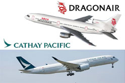 Cathay Pacific & Dragonair Airways