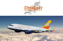 Drukair Bhutan Airlines