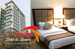 FARS Hotel & Resorts Ltd. - 4 Star hotel in Bangladesh