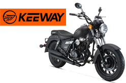 Speedoz Limited - Keeway Motorcycle
