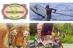 Bangladesh Travel Homes Ltd - Inbound Tour Operator in Bangladesh