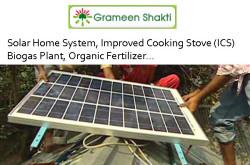 Grameen Shakti - Solar Home System