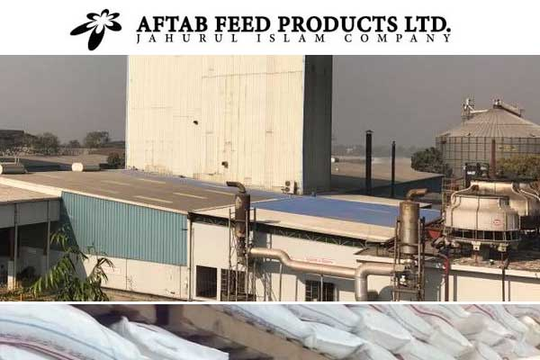 Aftab Feed Products Ltd