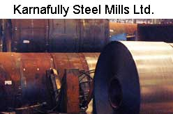 Karnafully Steel Mills Ltd | Cold Rolled Steel Sheet and Galvanizing Mill