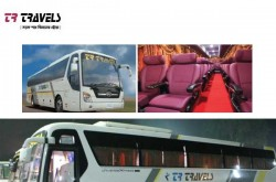 TR Travels - Bus Company Contact Number