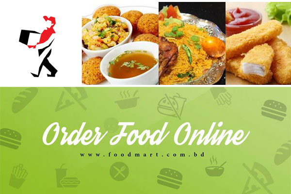 FOODMART Food Delivery Dhaka