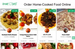 HomeChef Food Delivery Bangladesh